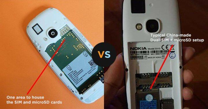 nokia 520.2 how to put sim card