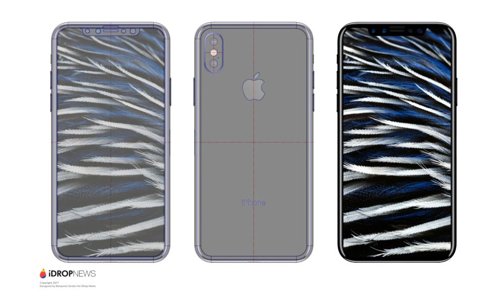 iPhone 8 schematics and