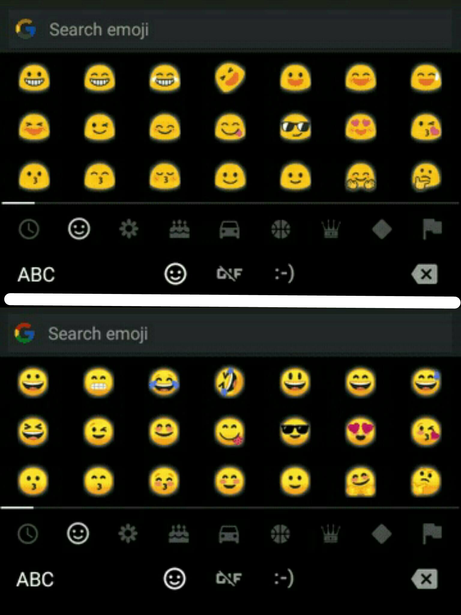 How to get new Android O emojis on Android Lollipop and above (5.0+)