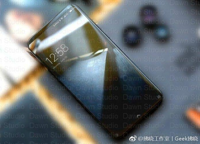 Xiaomi Mi Mix 2 render_1 leak