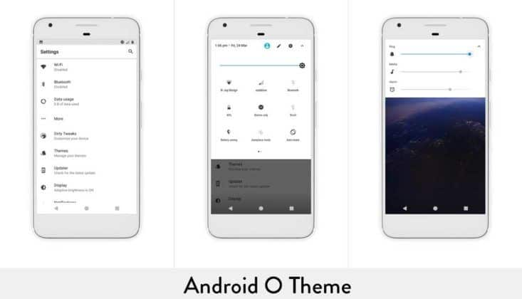 How to get Android O design look in any Android device