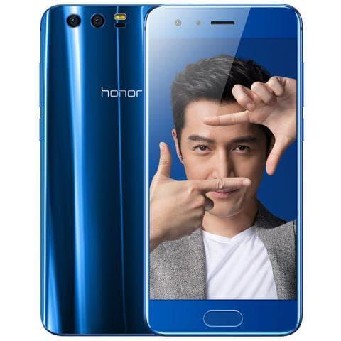 Huawei Honor 9 profile shot