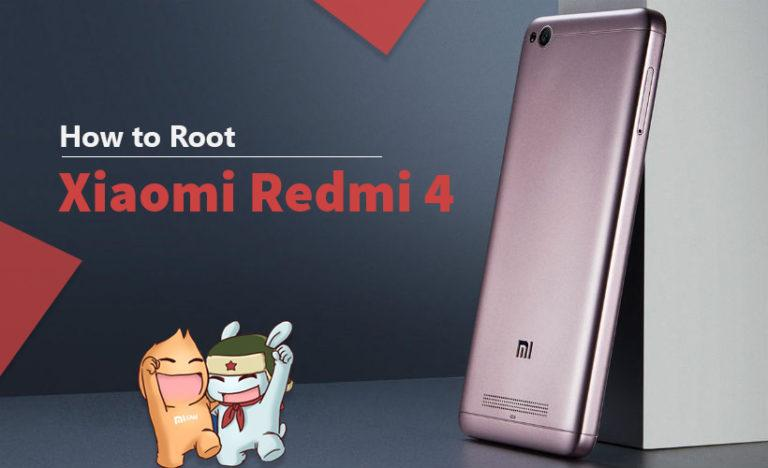 How to Unlock the Bootloader, Install TWRP and Root Redmi 4.