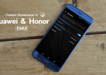 How to Setup Custom Screensaver in Huawei and Honor devices running EMUI