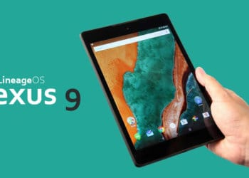 LineageOS ROm for Nexus 9