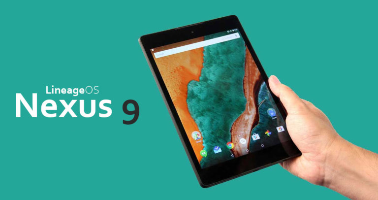How to Unlock, Flash TWRP and Install Android Oreo on NEXUS 9