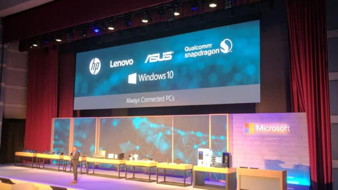 Qualcomm processor will come in PCs and Laptops