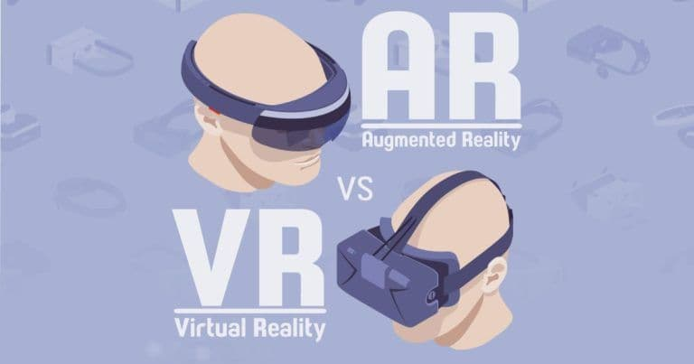 Augmented Reality VS ✌ Virtual Reality, a lesson in animated realities.
