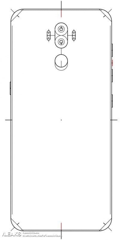 galaxy note 8 may launch in august  schematic reveals that samsung hasn u0026 39 t figured a way to embed