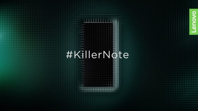 Lenovo #KillerNote