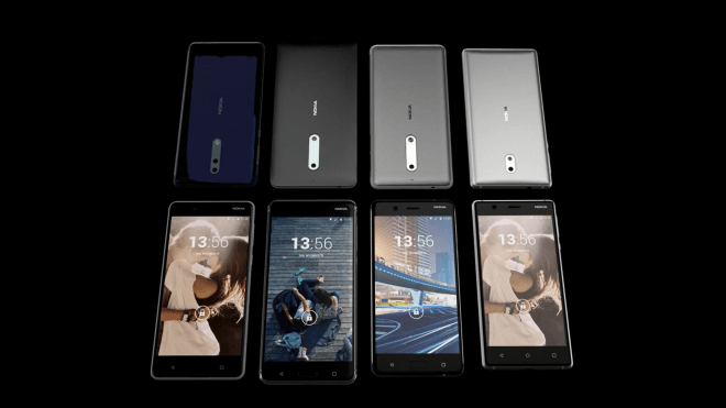 NOKIA 8 leak from WinFuture.de
