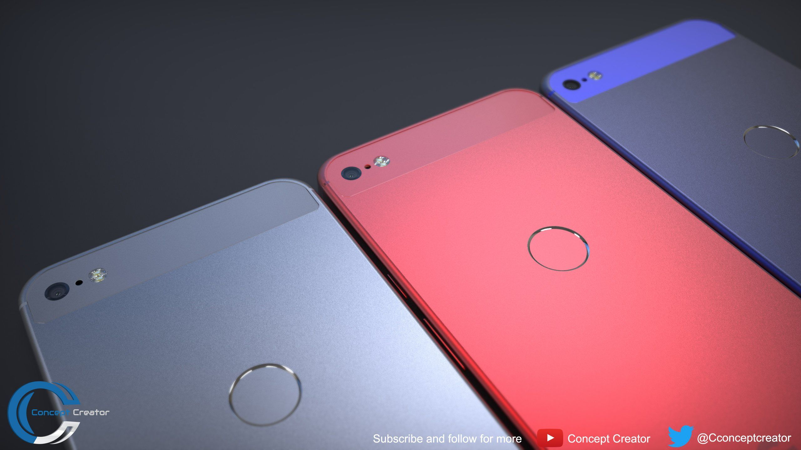 Forget about Samsung Galaxy S8, Google Pixel 2 XL render is here to slay