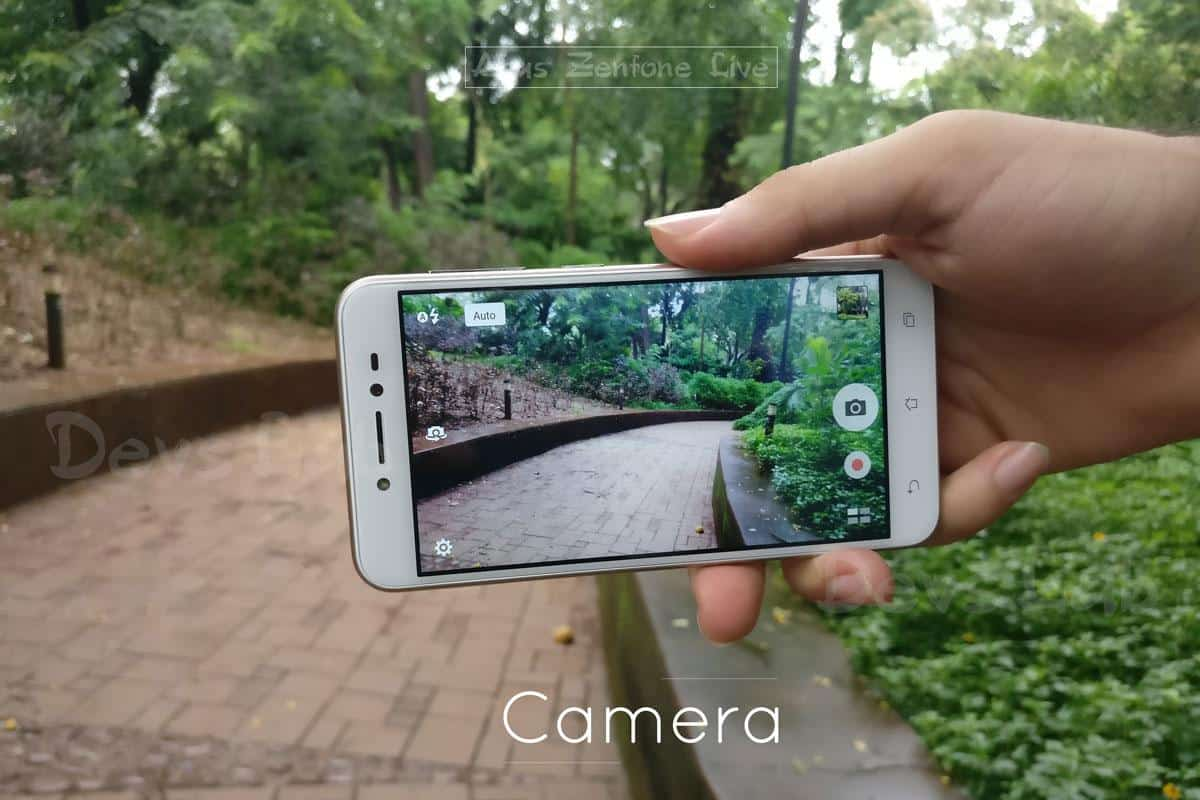 Asus Zenfone Live Camera Review