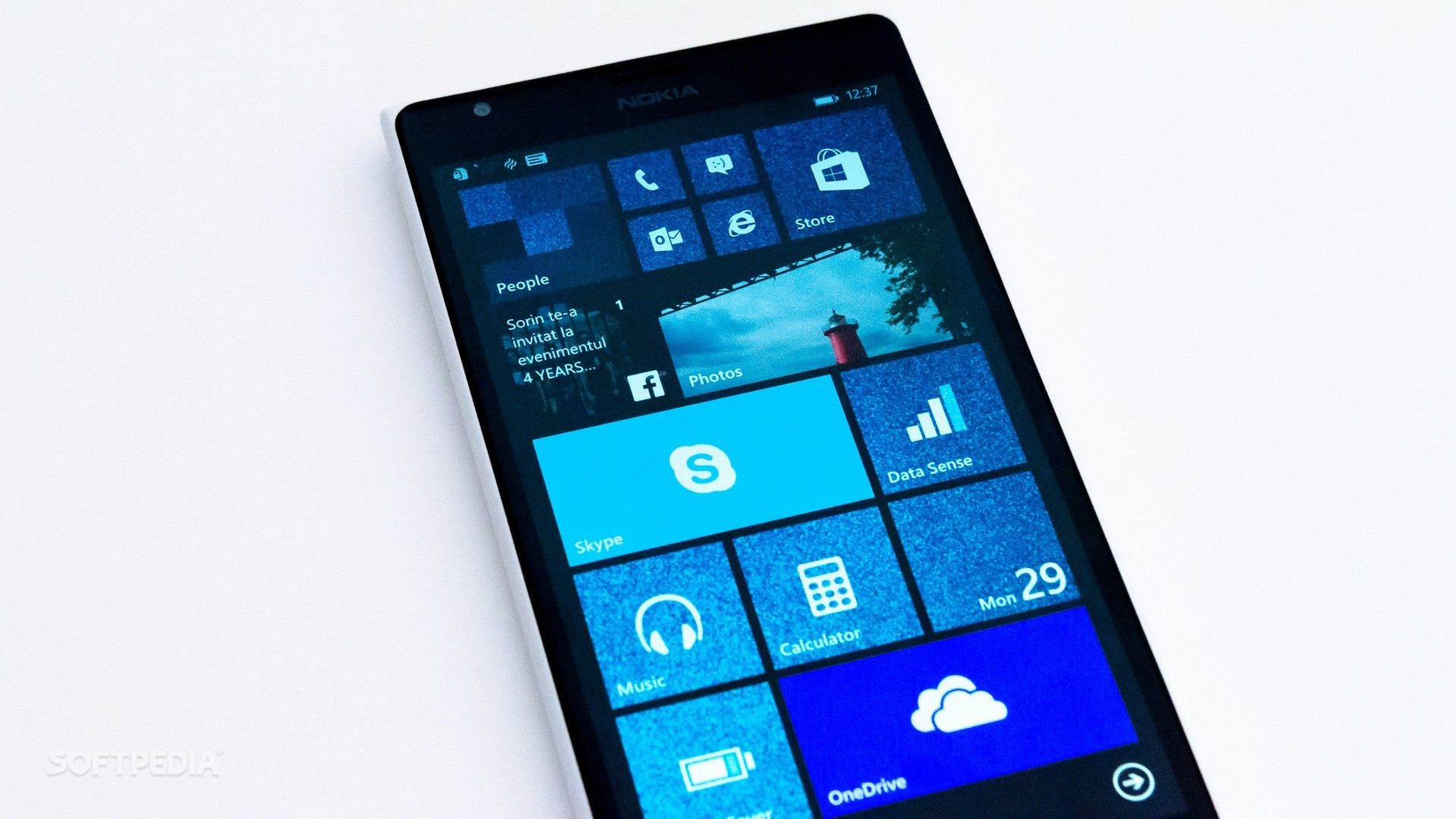 Windows Phone 8.1 device