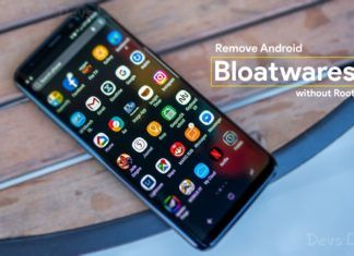 How to Remove Android Bloatware Apps without Rooting