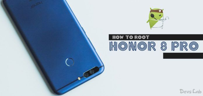 How to Root Honor 8 Pro