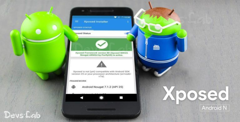 How to Install Xposed Framework & Installer for Android N (7.0/7.1)