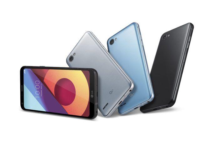 The LG Q6+