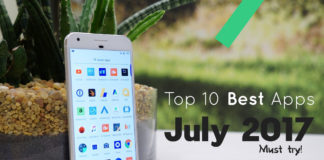 Top 10 best new must try Apps of July 2017