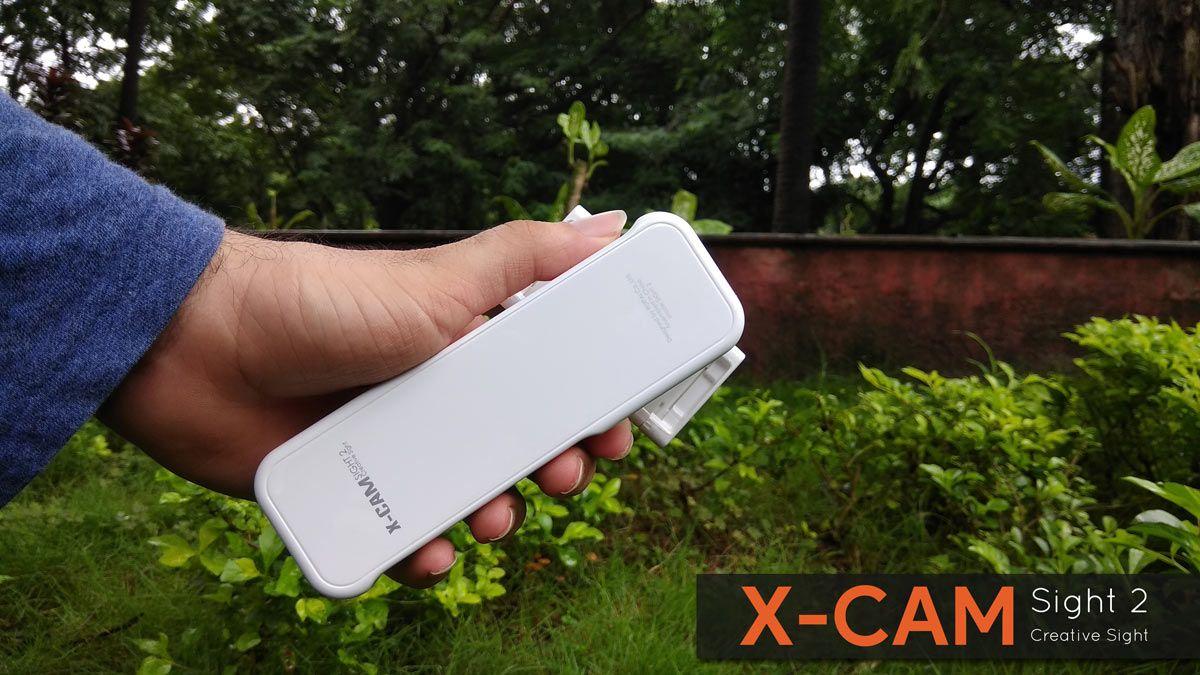 X-Cam Sight2 2-Axis Gimbal