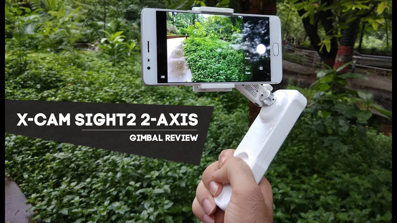 X-Cam SIGHT2 2-Axis Gimbal Review: Should you buy it?
