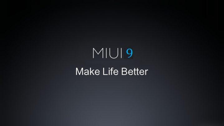 MIUI 9 for Lenovo A6000