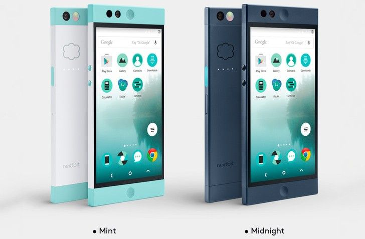 Nextbit's Robin, the company was recently acquired by Razer