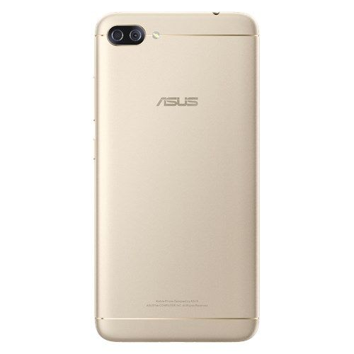 ASUS ZenFone 4 Max Gold back