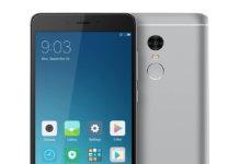 Xiaomi Redmi Note 4 Silver