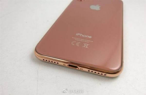 The IPhone 8 May Come In New Copper Gold Colour Which Will Be Named Blush