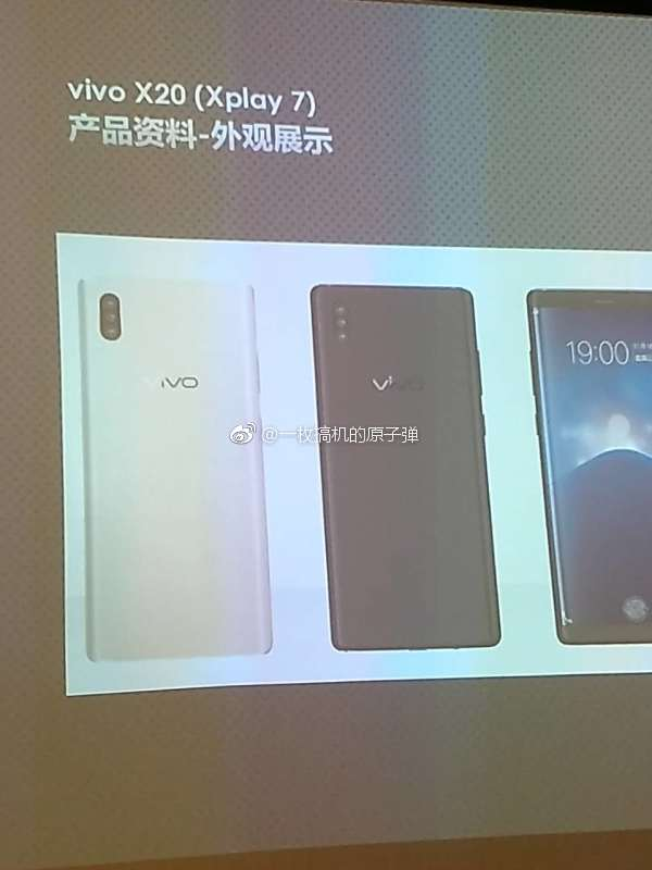 VIVO XPlay 7_leaked presentation