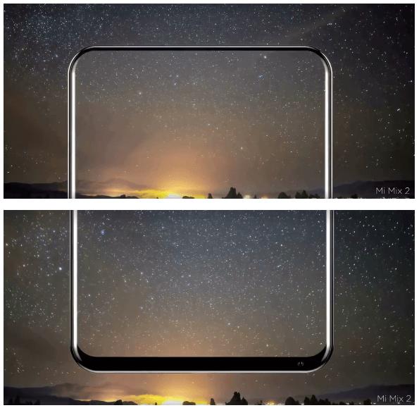 Xiaomi Mi MIX 2 Philippe Starck design leak