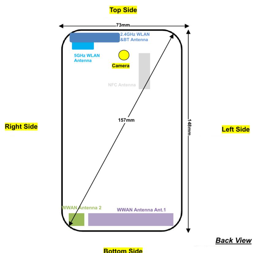 MOTO X4 FCC schematics