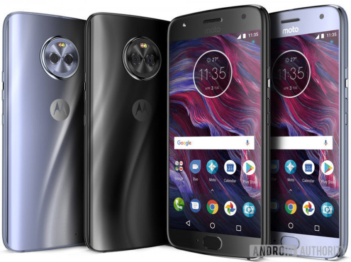 MOTO X4 press release first