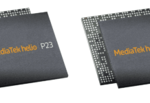 The MediaTek P23 and P30 SoC