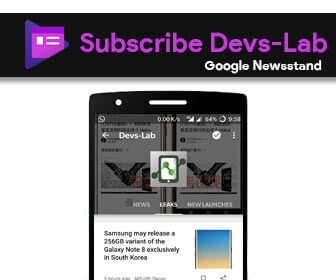 Subscribe to Devs-Lab Newsstand