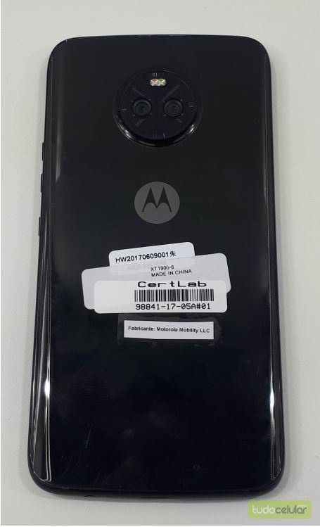 MOTO X4 rear images_leak