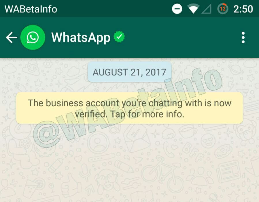 WhatsApp Business Feature for Unverified Businesses