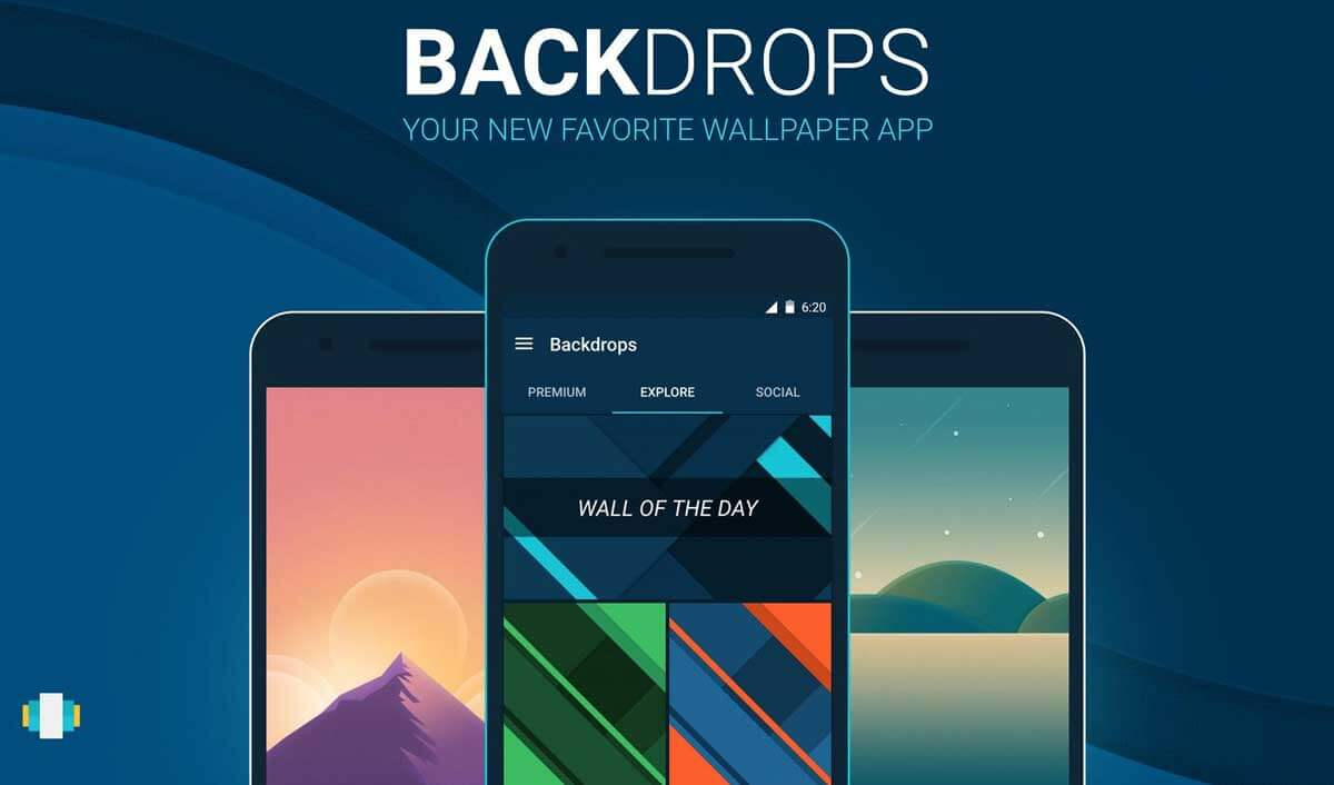 Backdrops Wallpapers