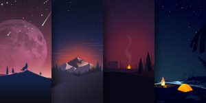 Best Android Apps for Gorgeous HD and QHD Wallpapers