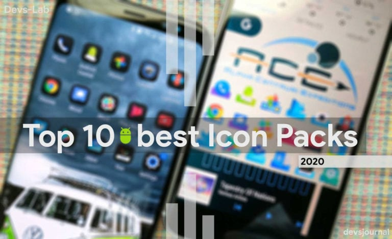 Top 10 Best Android Icon Packs (2021)
