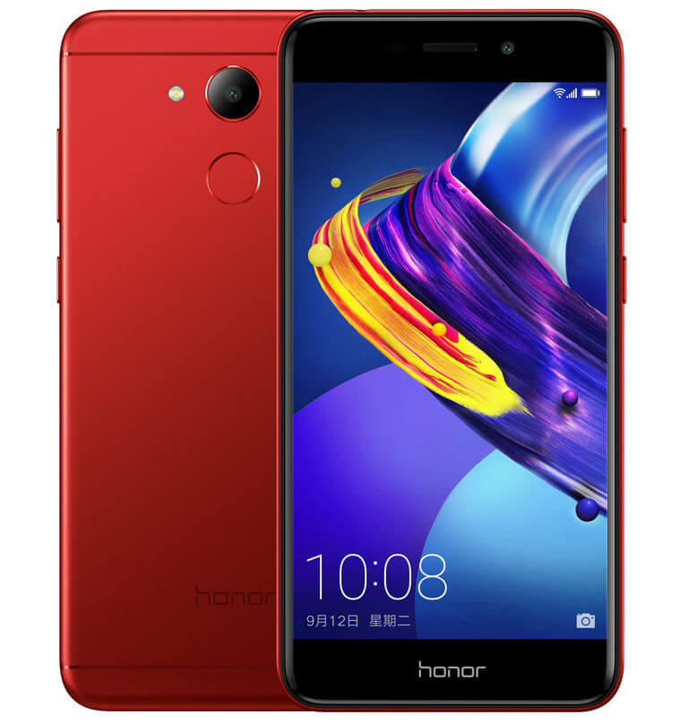 Honor V9 Play front profile