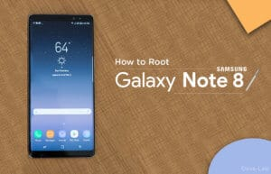 How to install TWRP and Root Samsung Galaxy Note 8