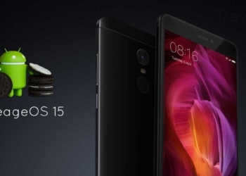 LineageOS 15 Android O 8.0 for Redmi Note 4 Download