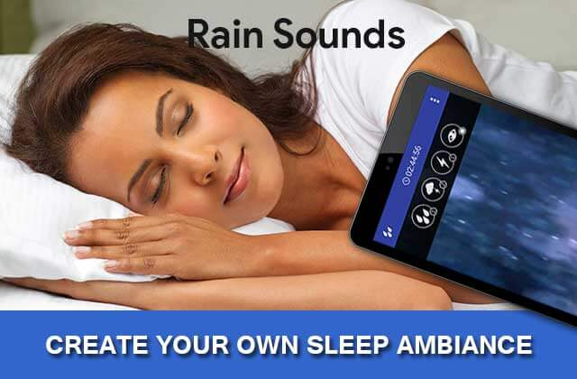 Rain Sounds - Sleep Ambiance