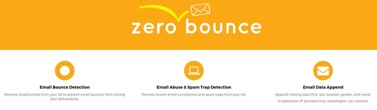 Zero Bounce Email Marketing