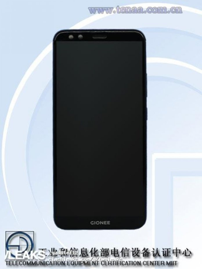 Gionee S11S Wallpapers: Gionee S11S Gets Certified On TENAA, To Sport A FullView