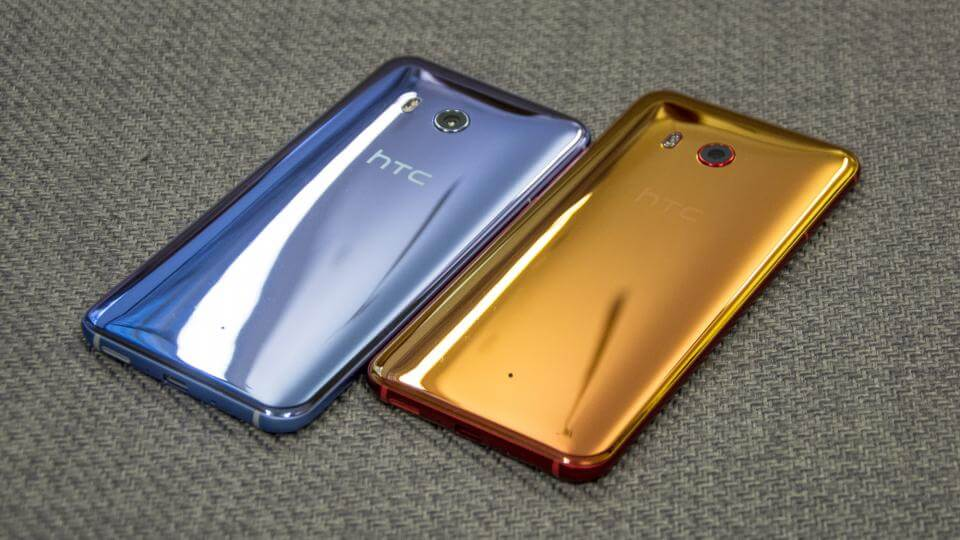 The Htc U11 Plus Is Set To Be Launched On November 6 With