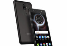 Lenovo K8 Note profile hero