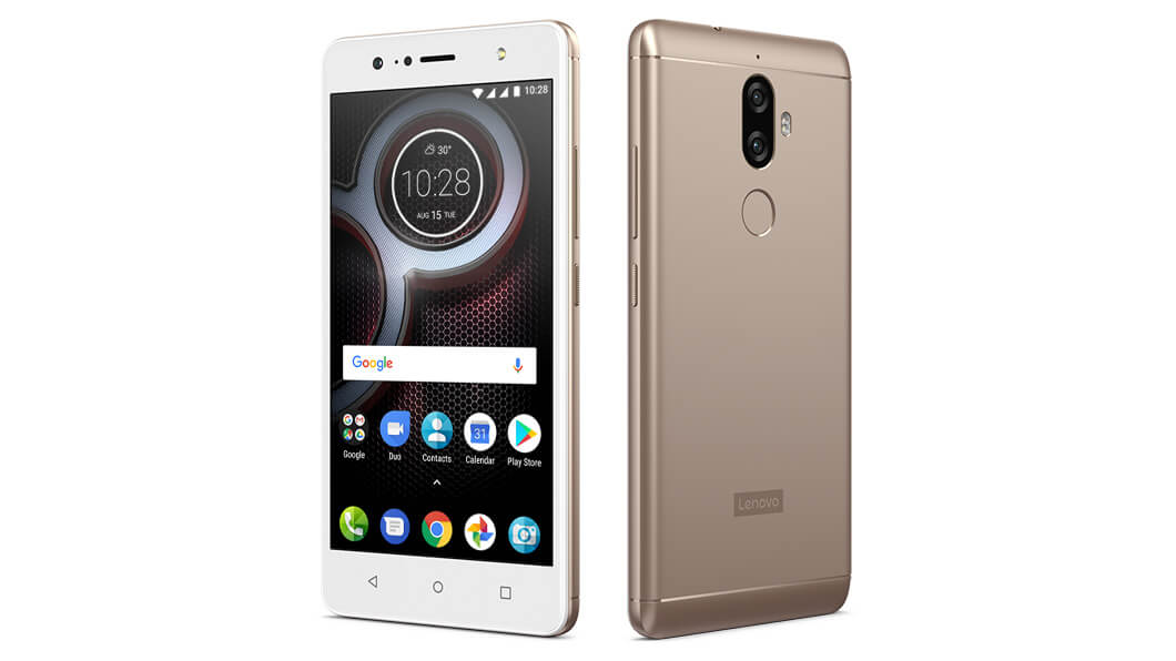 Lenovo K8 Note profile